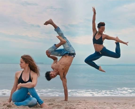 London Latin choreographer