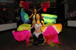 London belly dancers 1