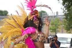 London samba dancer 7