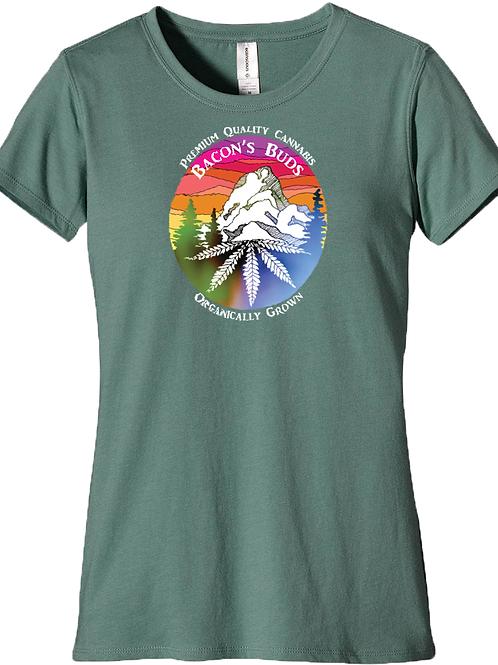 Women's 100% Organic Cotton T-Shirt