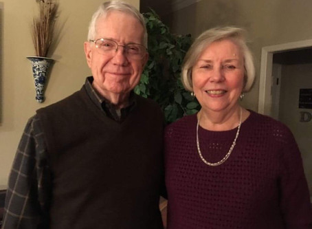 Foundation Creates the Ted and Mary Stanton Endowment