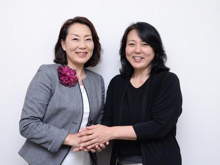 【対談】女優の杉田かおるさんと対談しました