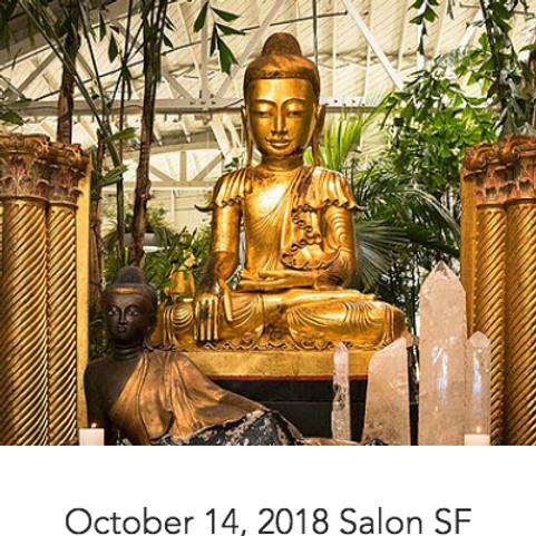 August 14 SF Salon at Living Green!