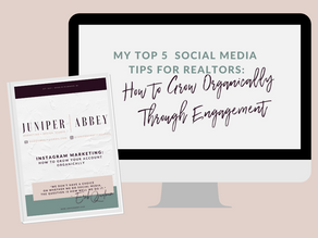 My Top 5 Social Media Tips for Realtors: Episode 4