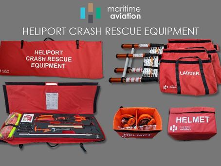 MarAv launches new Heliport Crash Rescue Kit