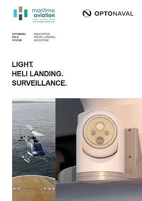 Maritime Aviation Optonaval Brochure 202