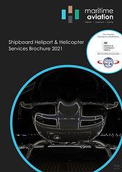 Maritime Aviation Services Brochure 2021