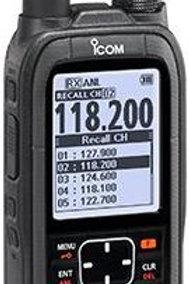 icom IC-A25CE Portable VHF Airband Radio (Pro Pack)