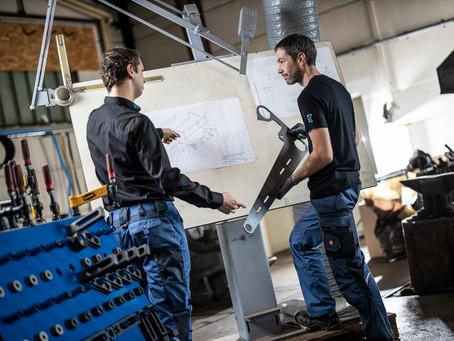 Die Werkstatt - wir planen und bauen Prototypen