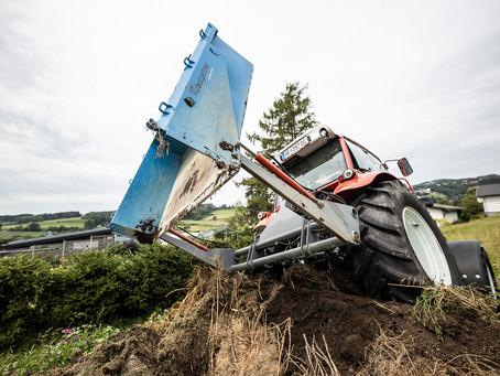Projekt - Kippmulde für die Landtechnik