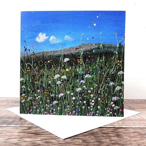 Single Greetings Card - Yeadon Banks