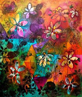Floral Dance II