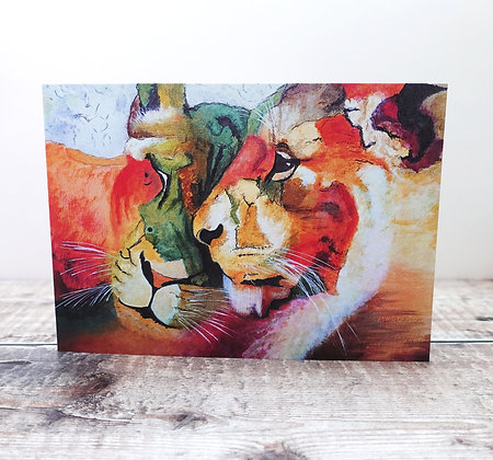 Pack of 6 Greetings Cards of Your Choice