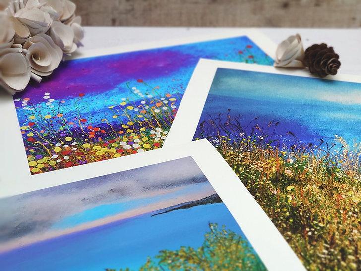 Fine art prints - seascapes by Jo Lewis