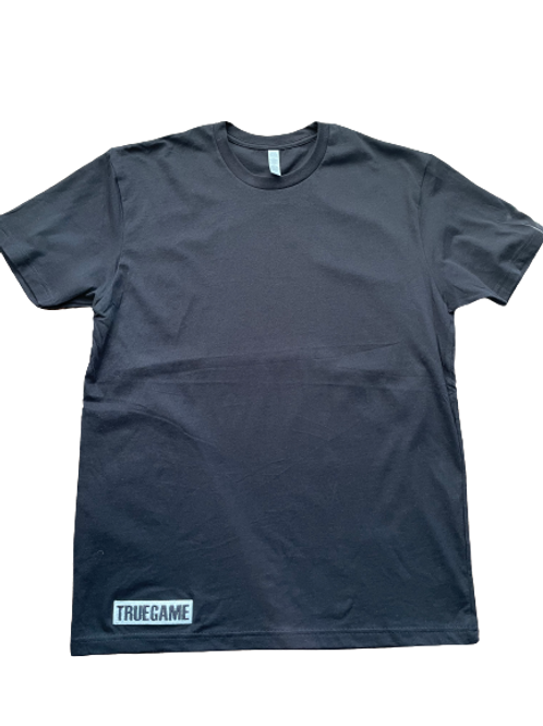 Plain Style True Game Chenille Patch Tee