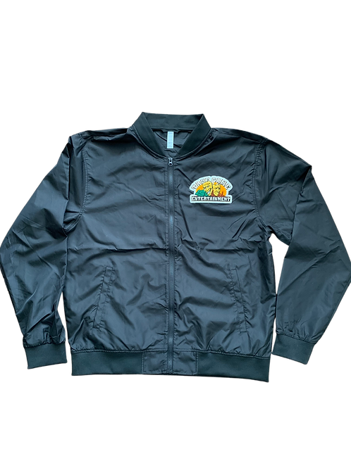 Lightweight Bomber w/ Full Color Logo Chenille Patch