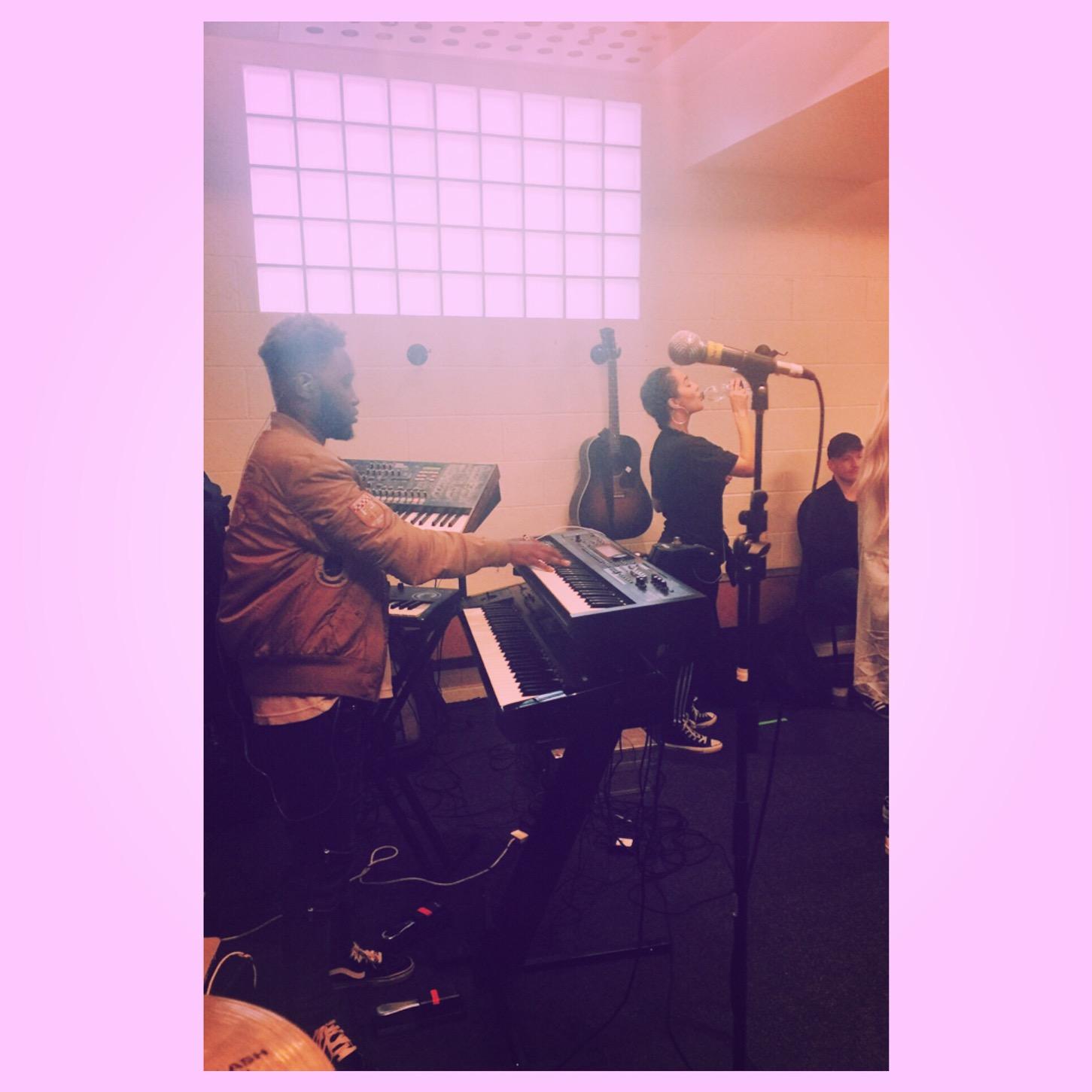 Tour Rehearsals 2015