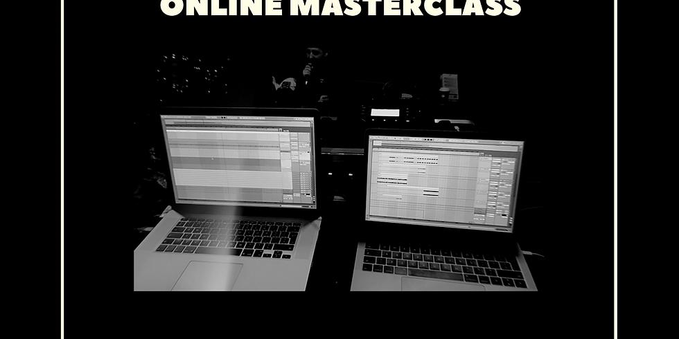 Live Arranging/Programming Online Masterclass