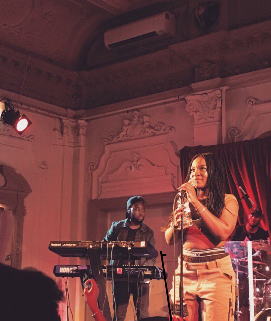 RAY BLK, Headline Show 2016