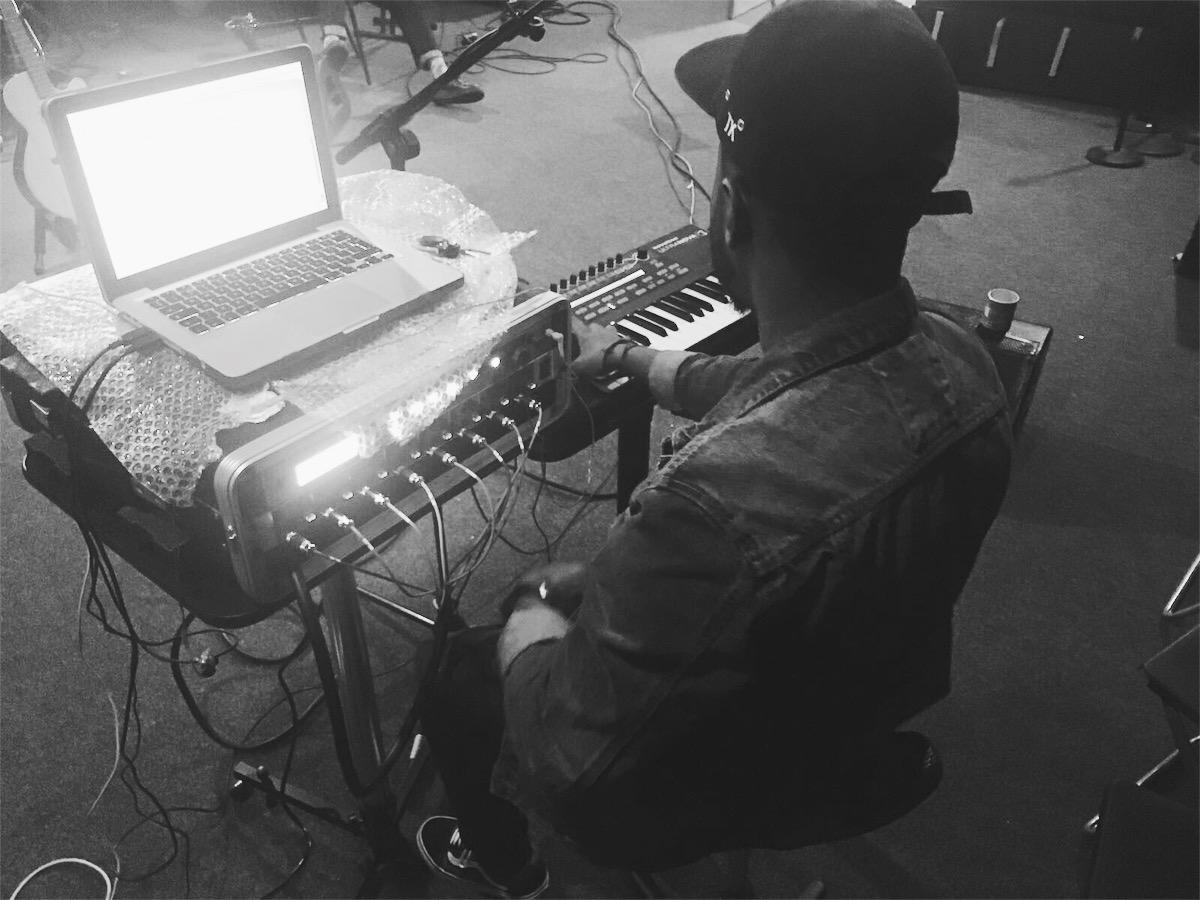 Joe Fox Rehearsals