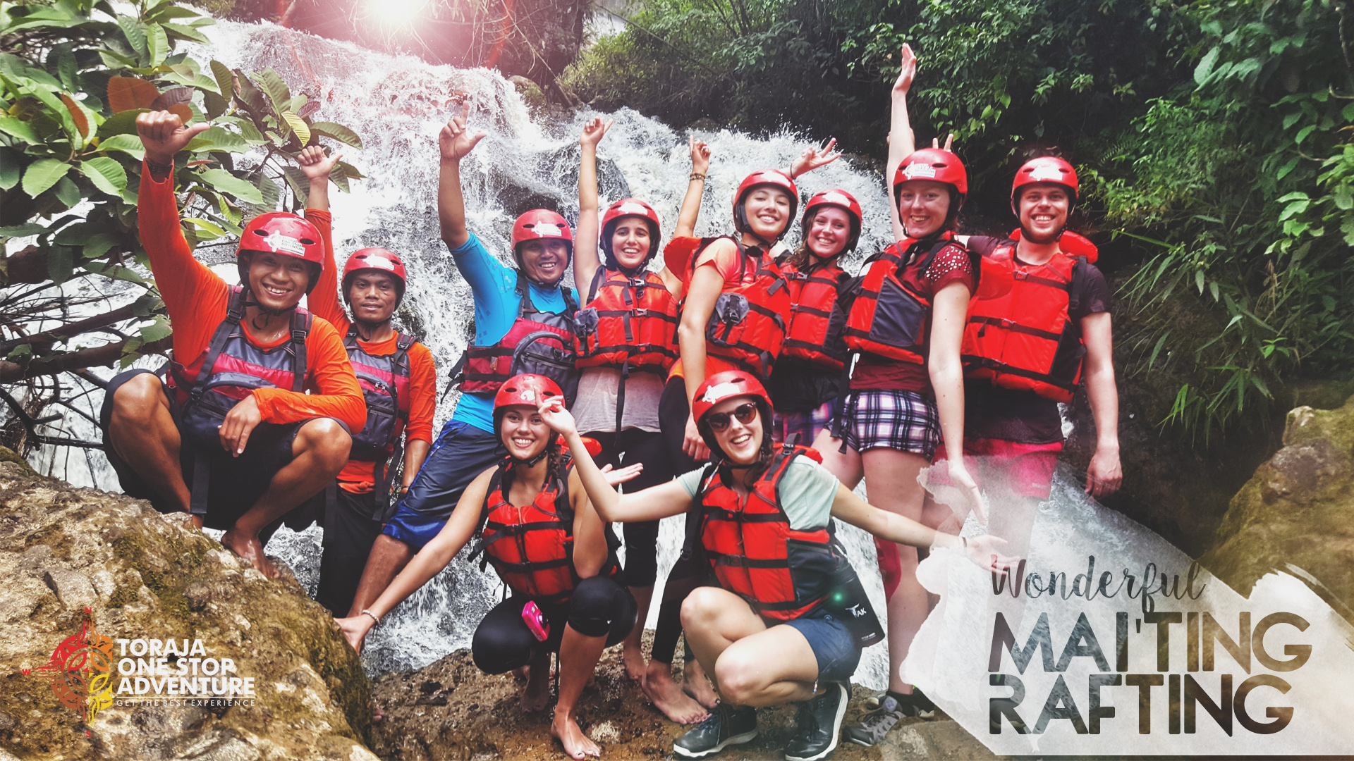 Wonderful Mai'ting Rafting