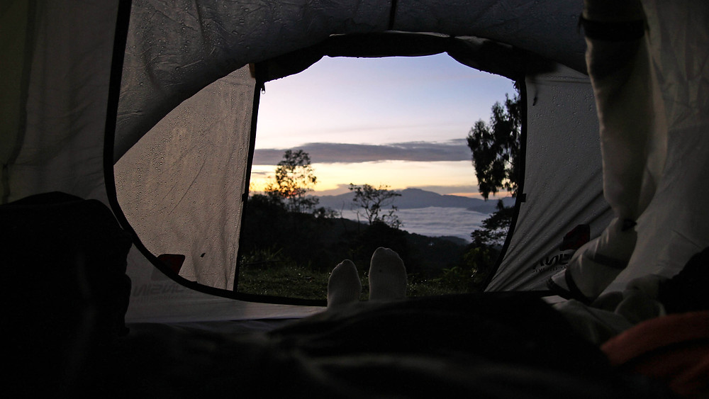 How about waking up to this view?