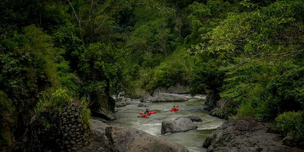 Rembon River, Sulawesi