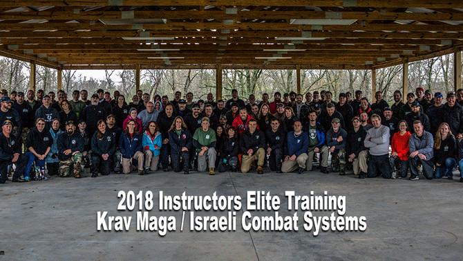 Arkansas Trip - Elite Combat Training