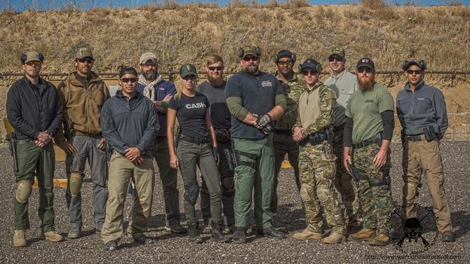 Oct 22nd, 2017 - Israeli Combat Pistol