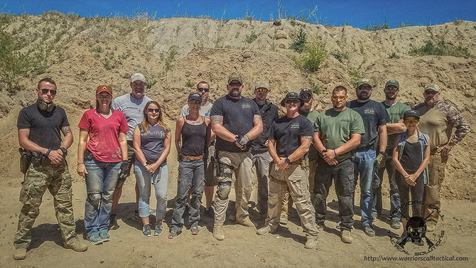 June 18th, 2017 - Israeli Combat Pistol Class