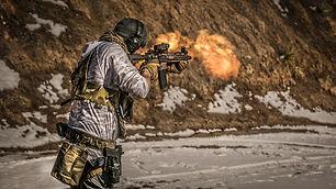 Fundamentals + Pistol/Rifle Transitions