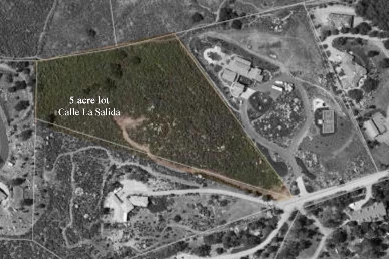 5 acre lot