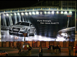 "AUDI TT ""Pure Energy"""