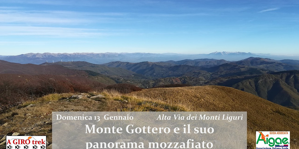 Monte Gottero and its breathtaking panorama