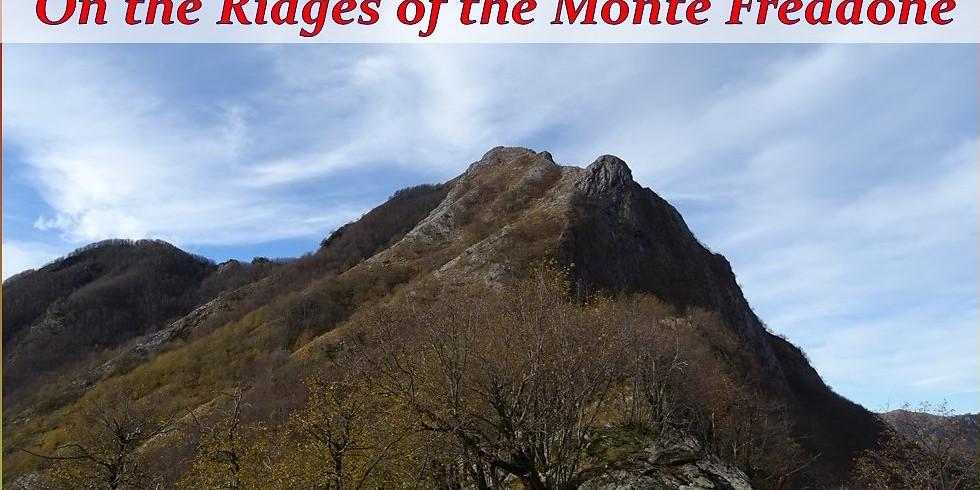 On the ridge of Monte Freddone