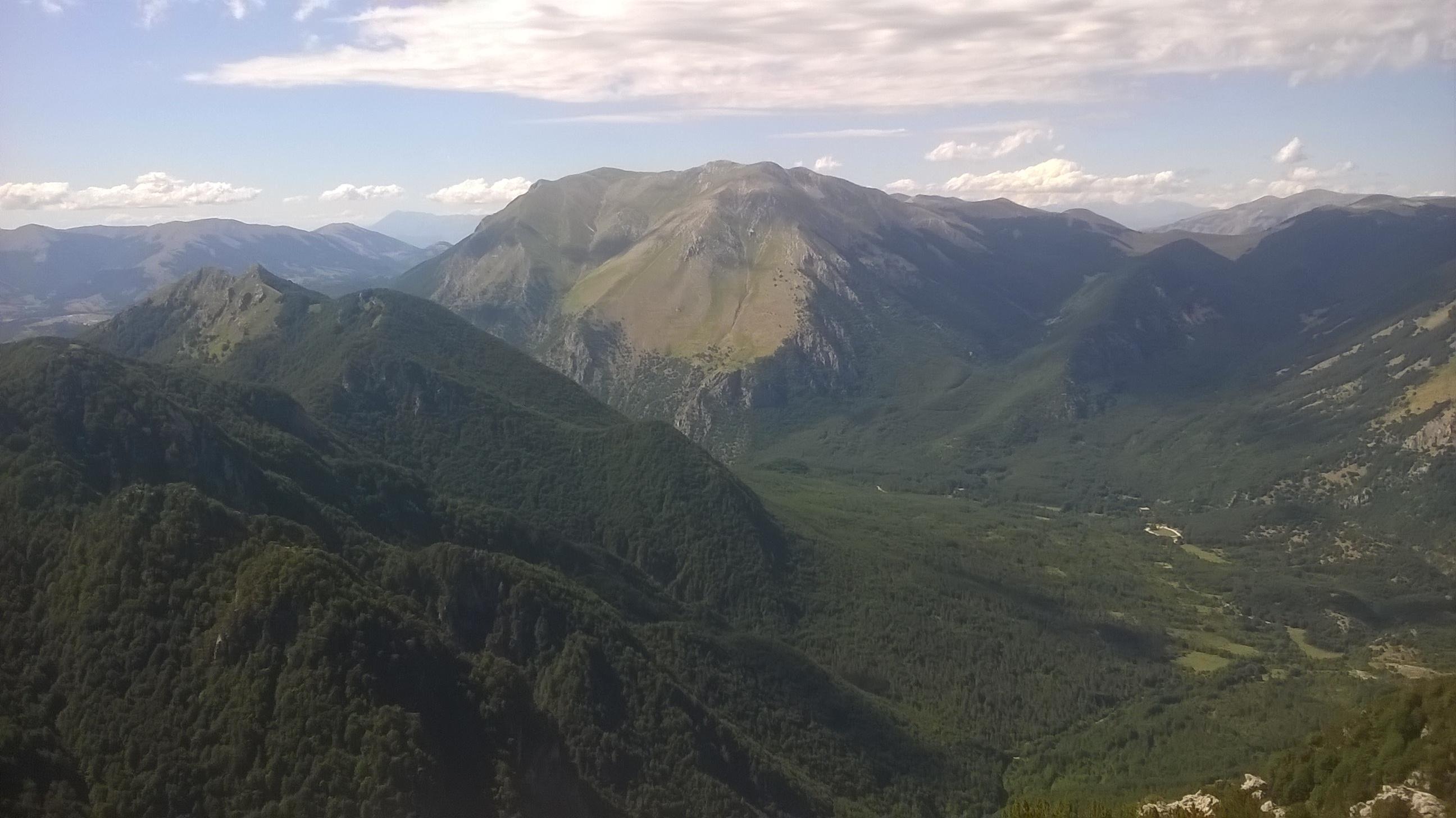 Monte Marsicano PNALM