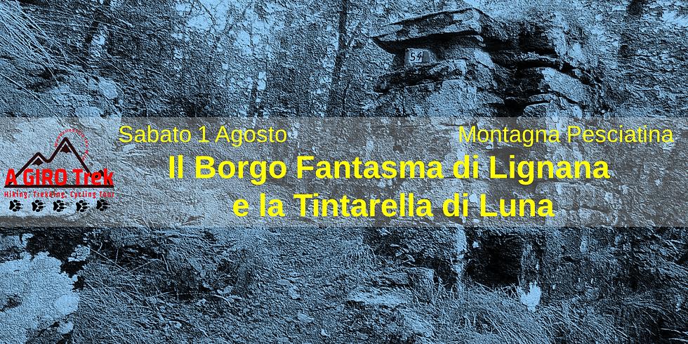 The Ghost Village of Lignana and the Tintarella di Luna