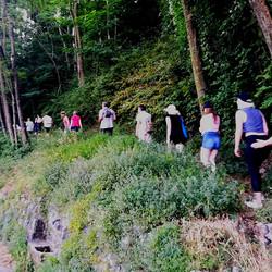 escursionismo in toscana