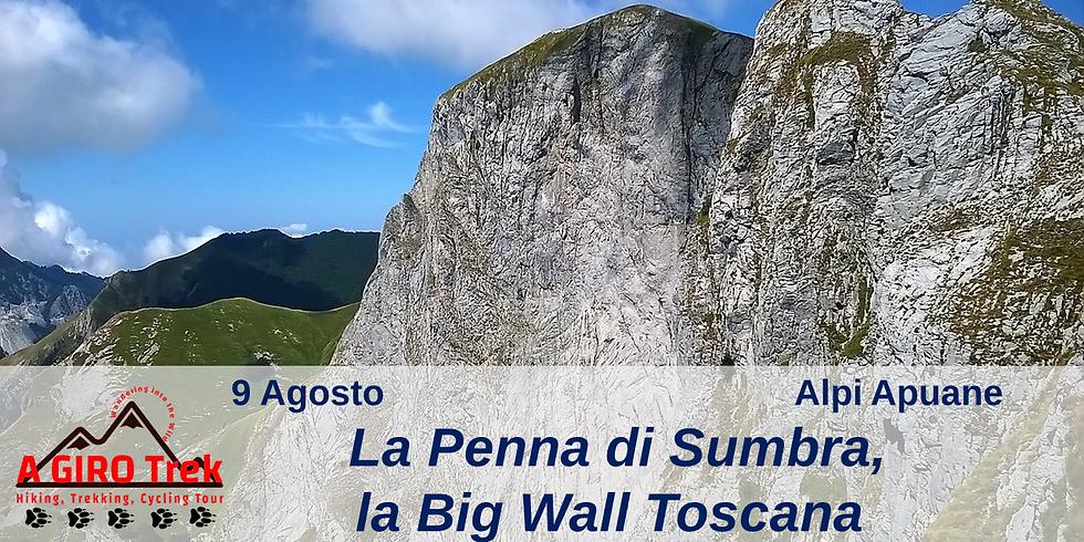 La Penna di Sumbra, la Big Wall Toscana