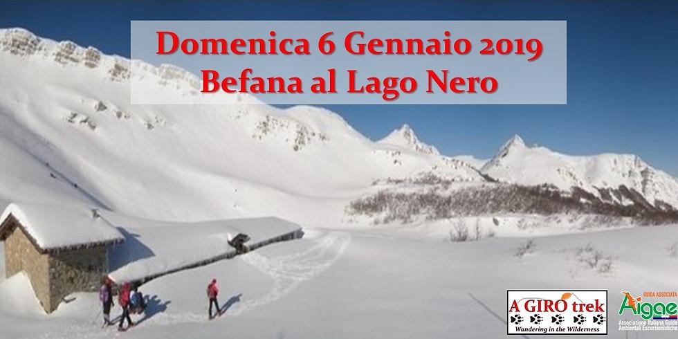 Befana al Lago Nero