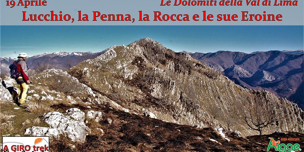 Lucchio, la Penna, la Rocca e le sue Eroine