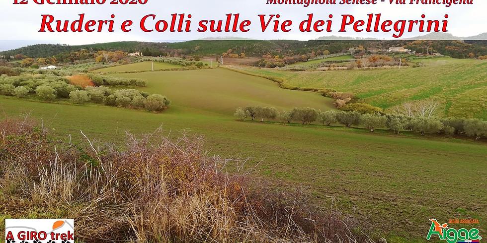 Ruderi e Colli sulle Vie dei Pellegrini (1)