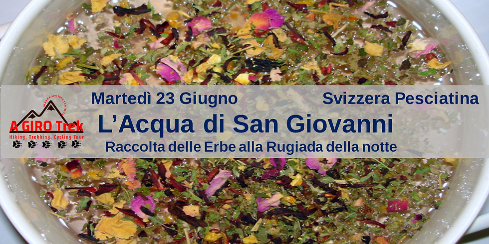 The water of San Giovanni