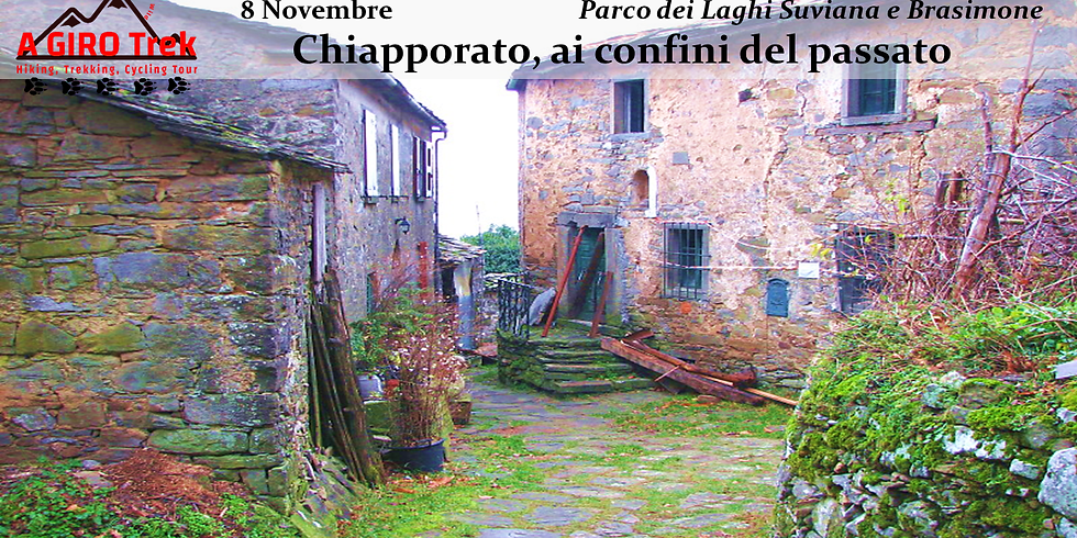 Chiapporato, on the edge of the past