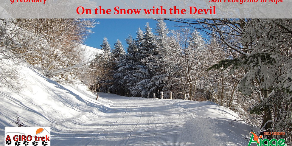 On the Snow with the Devil