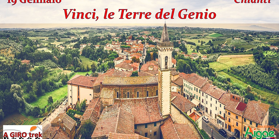 Vinci, le Terre del Genio