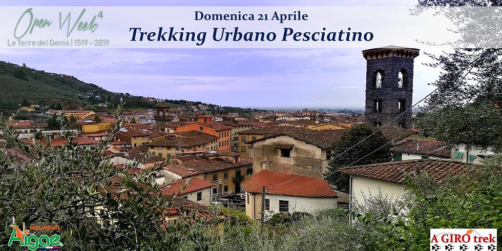 """Open Week 2019"" Trekking Urbano Pesciatino"