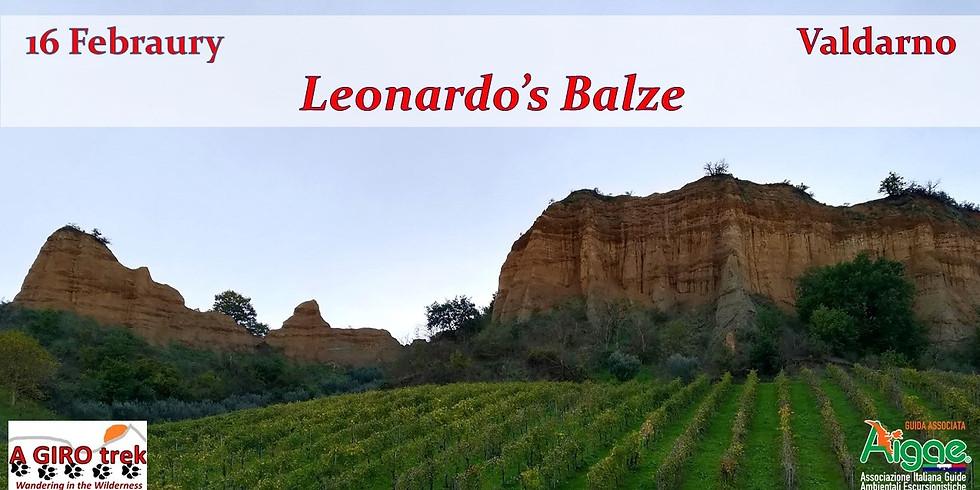 Leonardo's Balze