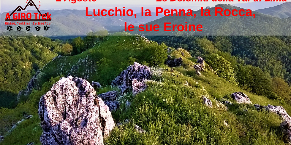 Lucchio, the Pen, the Rocca, its Heroines