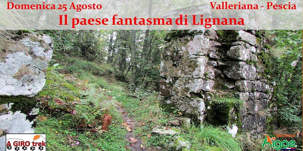 Il Paese fantasma di Lignana